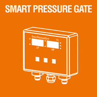 Drawing Intelligent pressure monitor